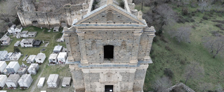 Couvent San Francescu du Caccia (Corse)
