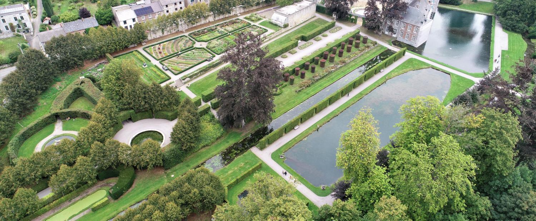 Château d'Annevoie