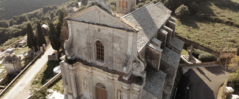 Eglise Sant'Agnello (Corse)