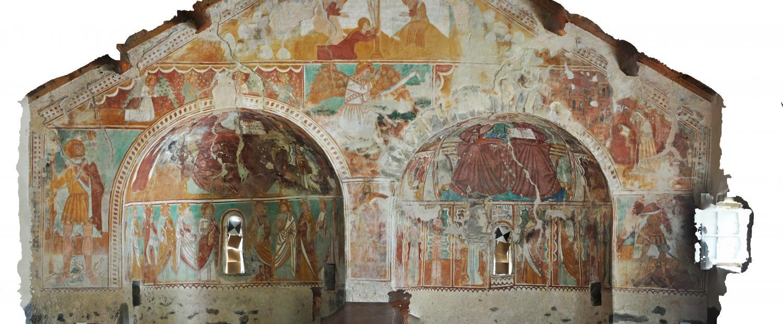 Chapelle Santa-Cristina (Corse)